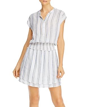 Rails Angelina Striped Smocked Dress-Women