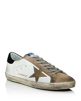 Golden Goose Deluxe Brand - Unisex Superstar Leather & Suede Sneakers - 100% Exclusive