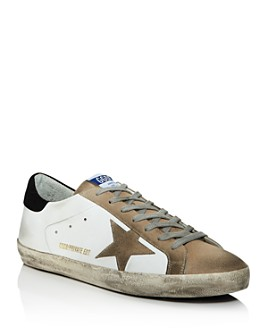 Golden Goose Deluxe Brand - Unisex Superstar Leather & Suede Sneakers - 100% Exclusive