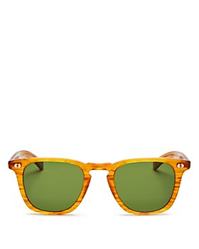 GARRETT LEIGHT - Unisex Brooks X Square Sunglasses, 48mm