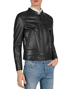 The Kooples - Irish Leather Jacket