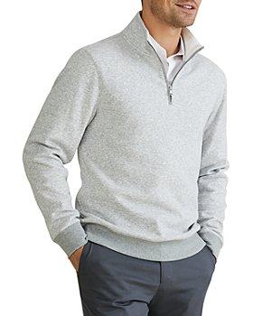 Zachary Prell - Dexter Fleece Quarter-Zip Sweater