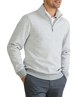 Zachary Prell - Dexter Fleece Quarter-Zip Sweater