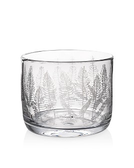 Simon Pearce - Engraved Fern Bowl