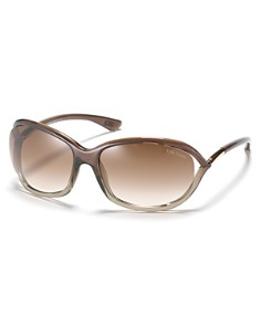 Tom Ford Jennifer Polarized Round Sunglasses, 61mm - Bloomingdale's_0