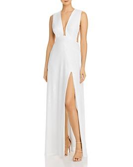 SAU LEE - Genevie Sequin Gown