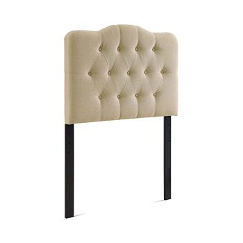 Modway - Annabel Upholstered Fabric Headboard, Twin
