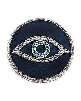 Olivia Riegel - Evil Eye Coasters, Set of 4