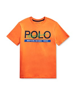 Ralph Lauren - Boys' Logo Tee - Big Kid