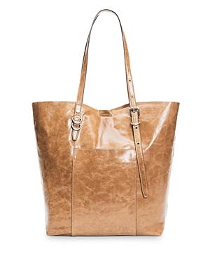 Frye Gia Medium Leather Tote-Handbags