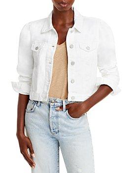BLANKNYC - Cropped Denim Jacket