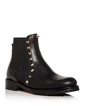 Valentino Garavani - Women's Beatle Rockstud Chelsea Boots