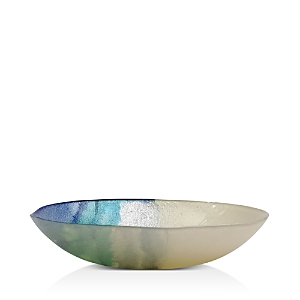 Veitri Sea Glass Ombre Small Serving Bowl-Home