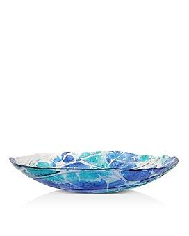 VIETRI - Sea Glass Large Serving Bowl