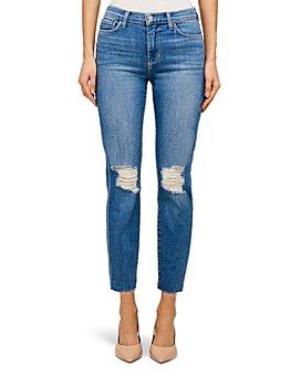 L'AGENCE - El Matador French Slim Jeans in Westbrook