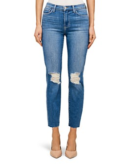 L'AGENCE - El Matador French Slim Jeans in Westbrook
