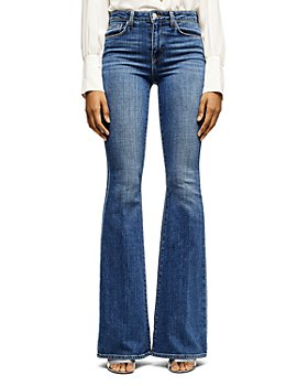 L'AGENCE - High-Rise Flare-Leg Jeans