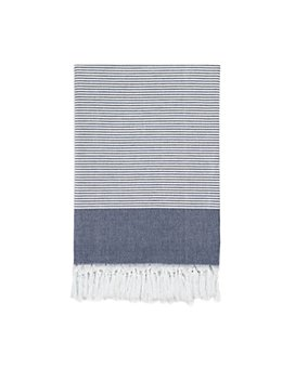 Linum Home Textiles - Elegant Thin Stripe Pestemal Beach Towel
