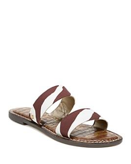 Sam Edelman - Women's Gala Slide Sandals