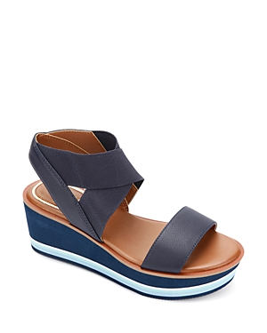 Women's Harlow Strappy Wedge Sandals