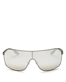 Prada - Men's Sport Shield Sunglasses, 156mm