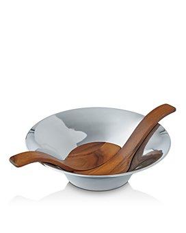 Nambé - Chillable Salad Bowl
