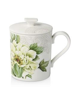 Villeroy & Boch - Quinsai Garden Mug with Lid