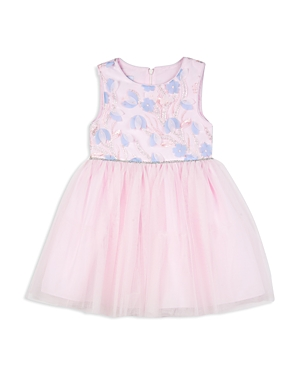 Pippa & Julie Girls\\\' 3D Flower Tutu Dress - Little Kid-Kids