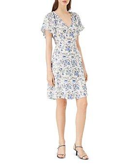 Rebecca Taylor - Esmee Floral-Print Dress