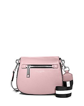 MARC JACOBS - Small Nomad Leather Crossbody