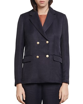 Sandro - Mady Double-Breasted Blazer