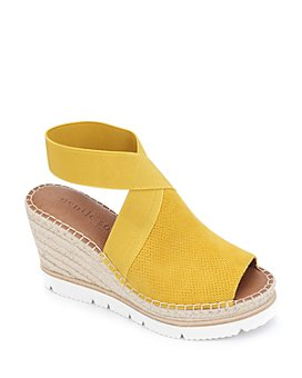 Gentle Souls by Kenneth Cole - Women's Colleen Espadrille Wedge Sandals