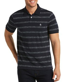 Original Penguin - Paisley Fill Pete Slim Fit Polo Shirt