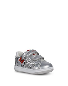 Geox - Girls' New Flick Sparkle Minnie Mouse Sneakers - Walker, Toddler