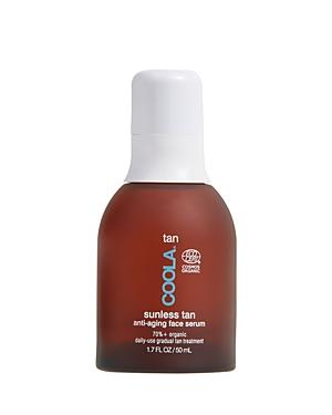 Sunless Tan Anti-Aging Face Serum