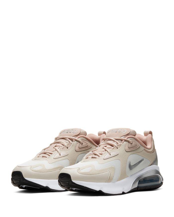 Nike Women's Air Max 200 Low-Top Sneakers     Bloomingdale's
