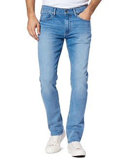 PAIGE - Slim Fit Lennox Jeans in Moshe