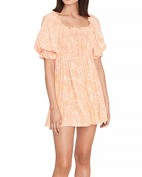 Faithfull the Brand - Charlotte Printed Mini Dress