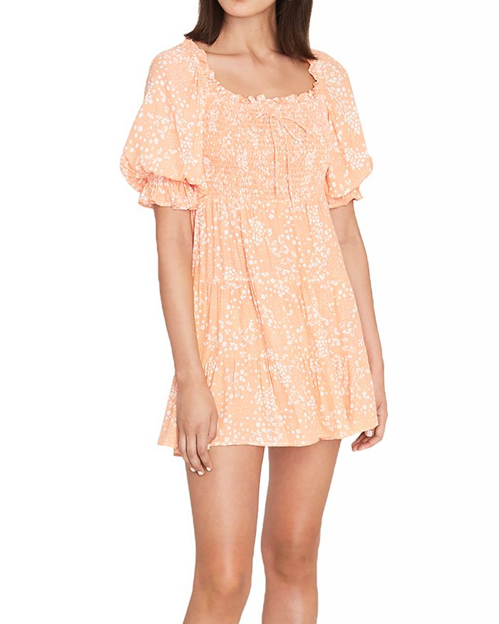 Faithfull the Brand - Charlotte Printed Mini Dress