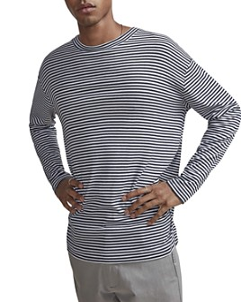 NN07 - Striped Long Sleeve Tee