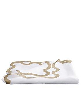 """Matouk - Mirasol Tablecloth, 70"""" x 126"""" Oblong"""