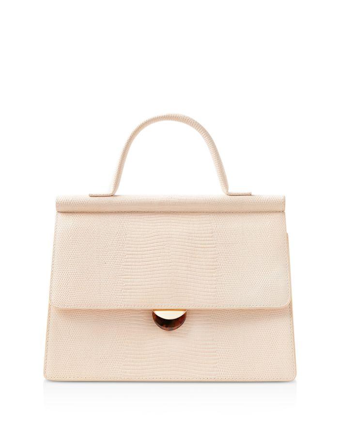 Loeffler Randall Freya Small Leather Satchel  | Bloomingdale's