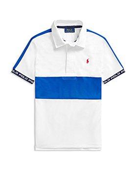 Ralph Lauren - Boys' Stretch Mesh Polo Shirt - Big Kid