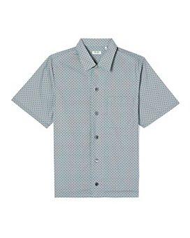Kenzo - Tiger Monogram Button Front Shirt