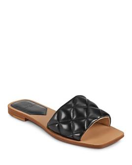 Marc Fisher LTD. - Women's Reta Slip On Sandals