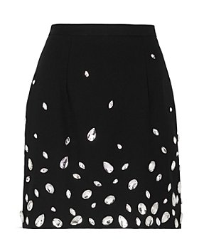 CHRISTOPHER KANE - Embellished Mini Skirt