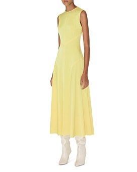 Jason Wu - Sleeveless A-Line Dress