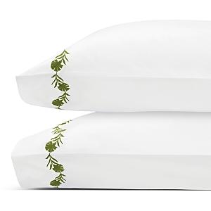Matouk Daphne King Pillowcases, Set of 2