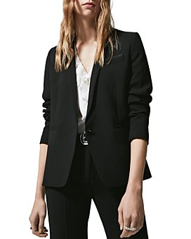 The Kooples - Marta Single Button Blazer