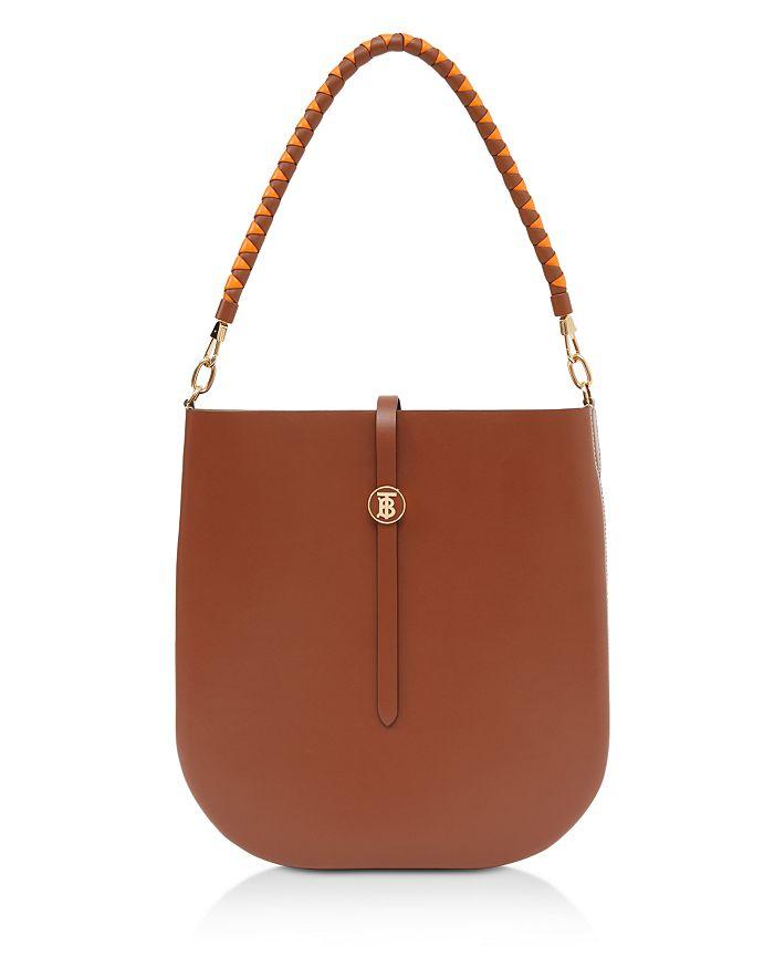 Burberry - Leather Anne Shoulder Bag